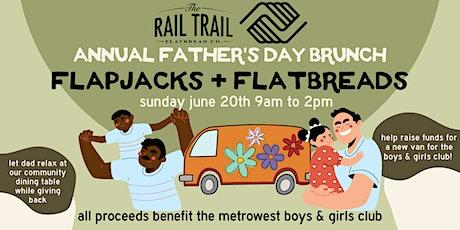 flapjacks + flatbreads to benefit the boys & girls club metrowest tickets