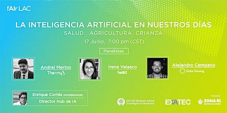 IA Talk | La Inteligencia Artificial en nuestros días entradas