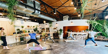 Yoga at Terracotta tickets