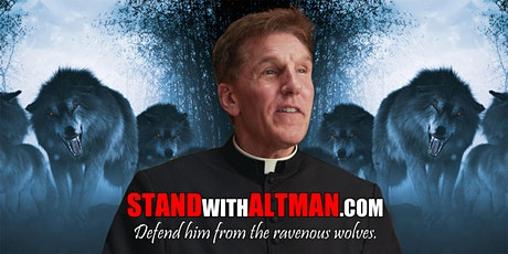 Stand With Altman tickets