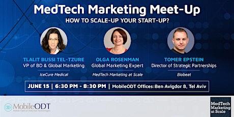 MedTech Marketing Meet-Up tickets
