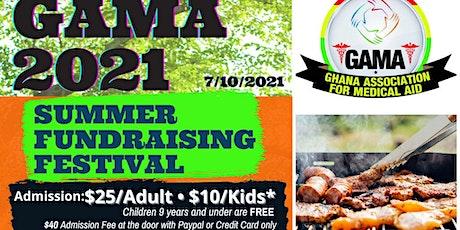 Summer Fundraising Festival tickets
