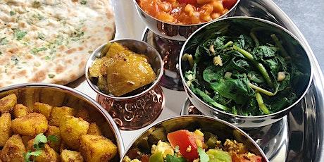 Platewell Vegan Cooking Class l Indian Brunch Masterclass tickets
