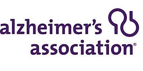 Alzheimer Association's Virtual Community Forum. tickets