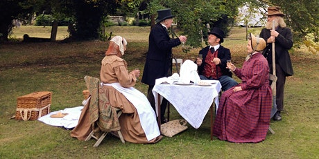 Heritage Open Day 2021 - Victorian Picnic at Rectory Lane Cemetery tickets