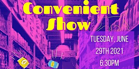 Convenient Show tickets