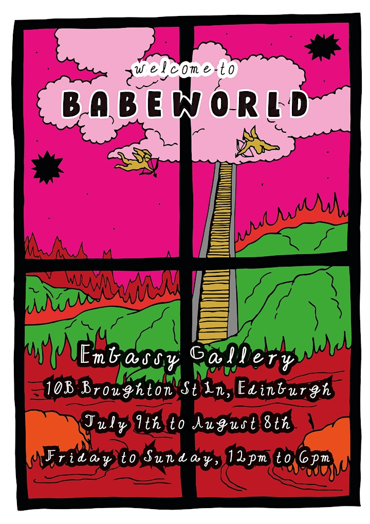 Exhibition: Welcome to Babeworld. image