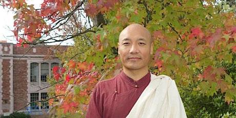 Retraite Européenne en ligne Dharmata avec Anam Thubten billets