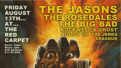 Friday the 13th Fest tickets
