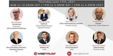 ADVISORY BOARD: How do we protect younger & older generation online? tickets