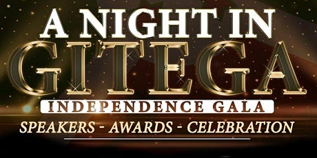 A Night in Gitega Independence Gala tickets