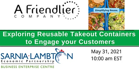 Exploring Reusable Takeout Containers ... - On Demand Webinar tickets