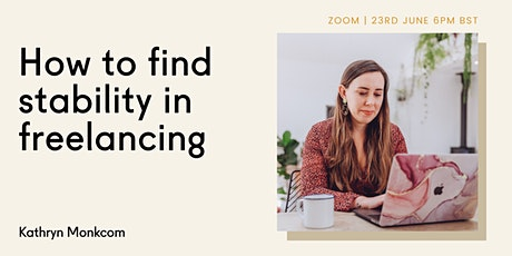 How to Find Stability in Freelancing tickets