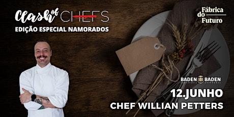 Clash of Chefs Edição Especial Namorados ingressos