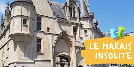 Visite insolite du Marais billets