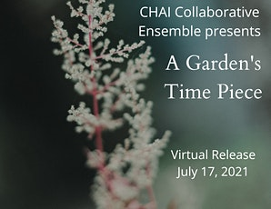 A Garden's Time Piece: Poetic Pairings tickets
