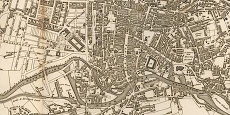 Leeds in 1821 - evening walk tickets
