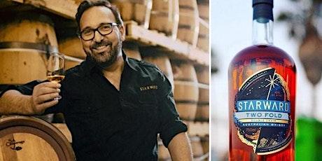 LIVE Starward Australian Whisky Flight with Founder  Dave Vitale tickets