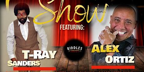 RIDDLES Sunday Night Funny W/ Robert Kane tickets
