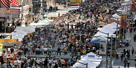 Avenue of the Americas Summer Fair tickets