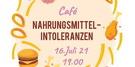 Online-Café für Nahrungsmittelintoleranzen Tickets