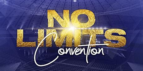 No Limits Convention 2021 biglietti