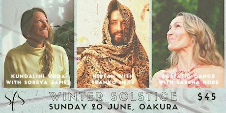 Winter SoulStice Deep Dive with Sarsha, Soreya & Franko tickets