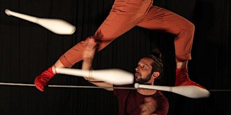 ArtNove: motie' de moi - Circo in rotta biglietti
