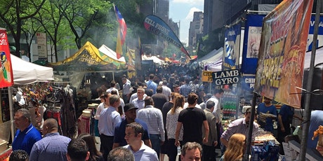 Grand Central Food Festival Series tickets
