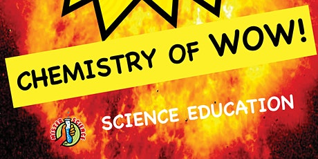 Mr Science Chemistry of WOW! tickets