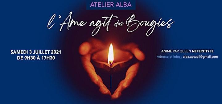 Image pour L'Ame Agit Des Bougies