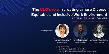 Creating a more Diverse Equitable and Inclusive work environment tickets