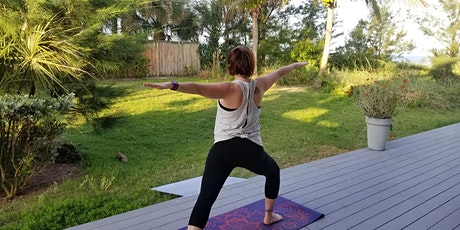Yoga with Laura - Thursday nights on zoom tickets