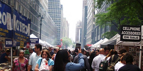Grand Central Food Block Party Series tickets