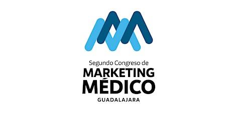 Segundo Congreso de Marketing Médico boletos