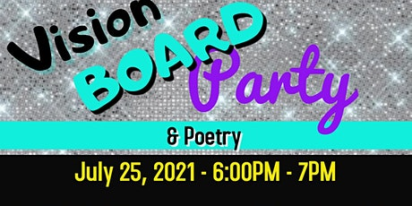Vision Board Party Teens & Poetry tickets