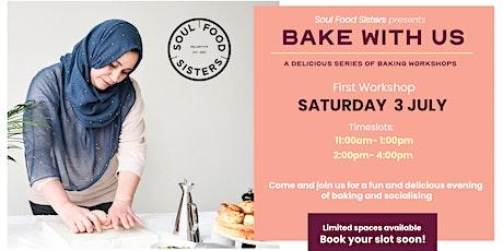 Spanish  and Algerian Baking Workshop tickets