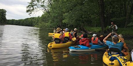 Histoire écologique de la Rivière-aux-brochets : sortie guidée canot-kayak billets