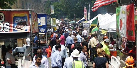 Court Square Food Fair tickets
