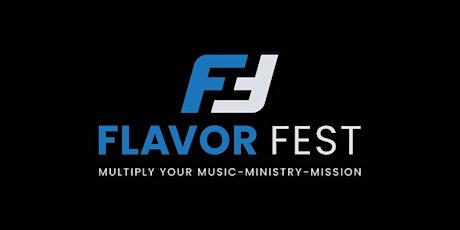 Flavor Fest 2021 tickets