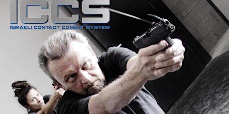 ICCS Krav Maga - Personal Protection & Tactical Handgun tickets