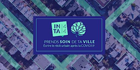 Congrès INTA44 - Prends soin de ta ville - session francophone billets
