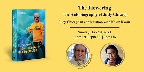 Thames & Hudson presents Judy Chicago + Kevin Kwan: The Flowering tickets