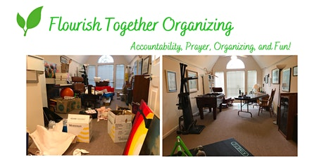 Flourish Together Organizing Party tickets