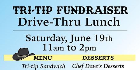 Sonora Kiwanis Tri-Tip Fundraiser Drive-Thru Lunch tickets