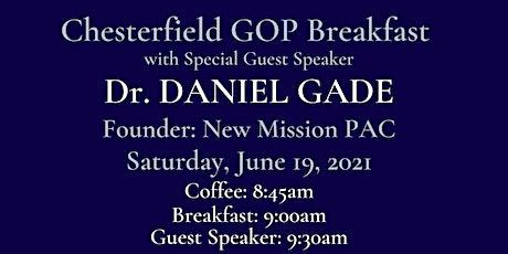 Chesterfield GOP Monthly Breakfast tickets