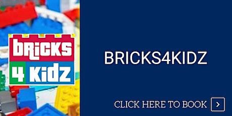 5th Term Holiday Program - Bricks 4 Kidz Lego tickets
