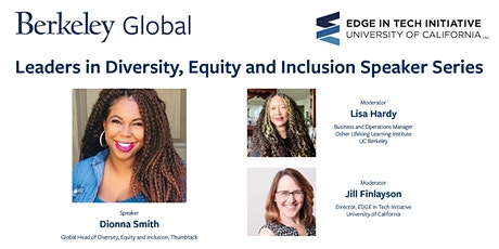 Conversation with Dionna Smith,  Diversity, Equity, Inclusion at Thumbtack tickets