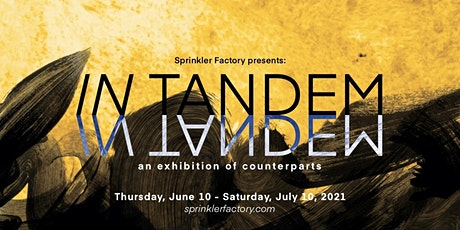 IN TANDEM: An exhibition of counterparts tickets