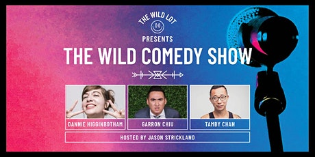 The Wild Comedy Show tickets